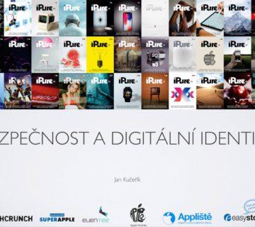 Bezpečnost a digitální identita