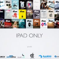iPad Only