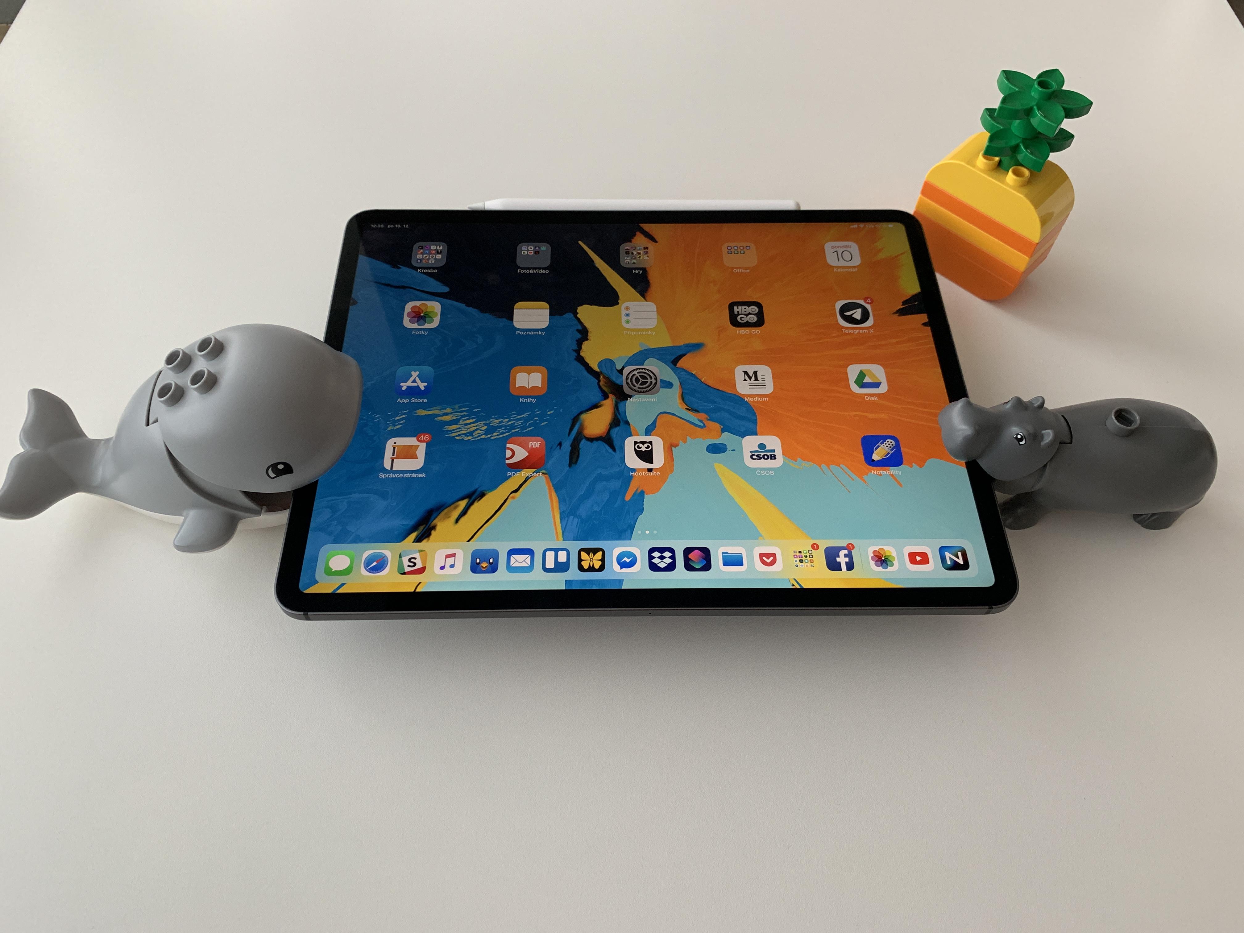fc4a8de8c Nejlepší zařízení Apple pro letošní rok? Jednoznačně nový iPad Pro! Ten mě  nakonec nadchl mnohem více než iPhone XS Max nebo Apple Watch 4.