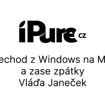 Přechod z Windows na Mac a zpět