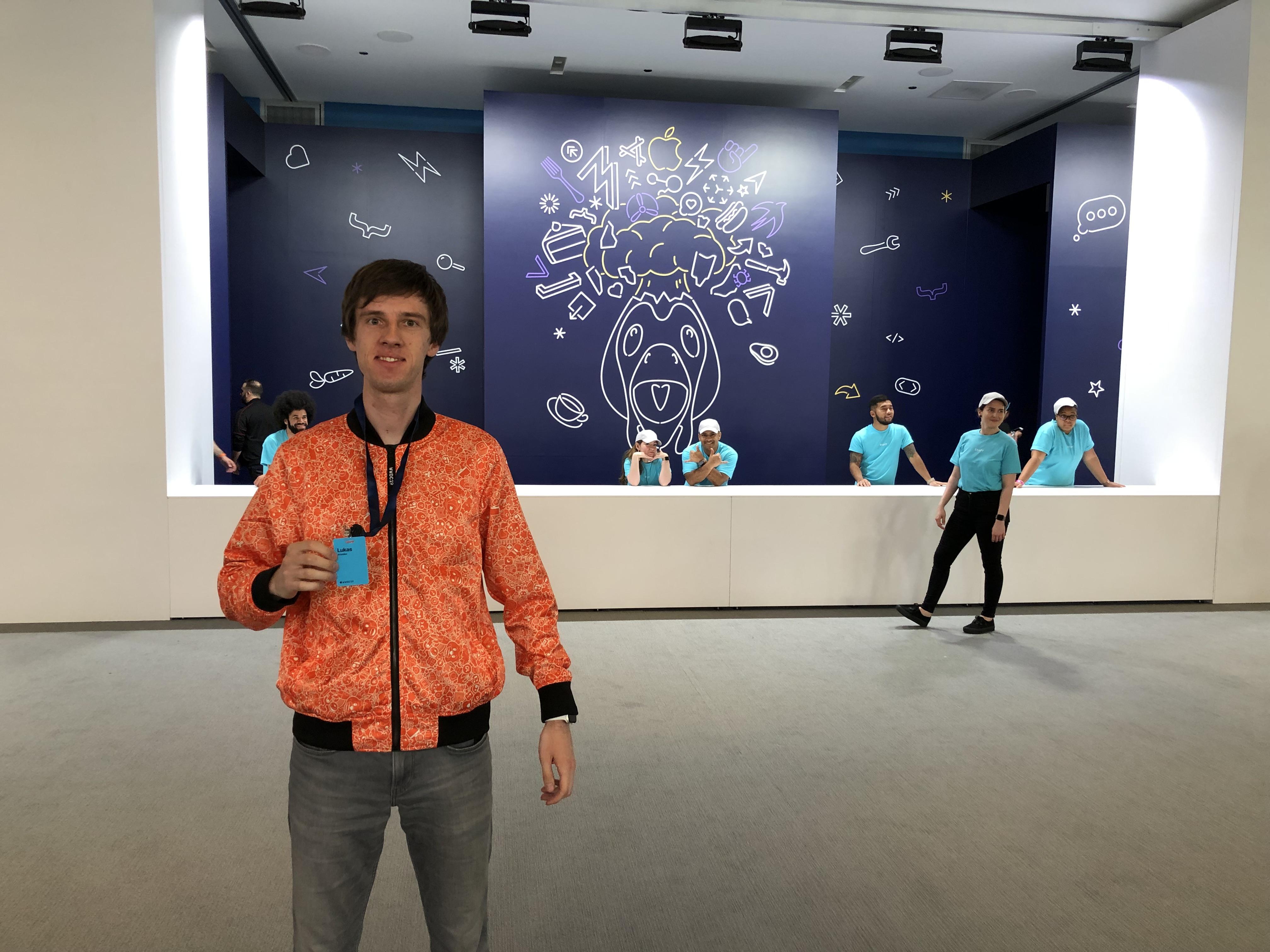 WWDC rozhovor