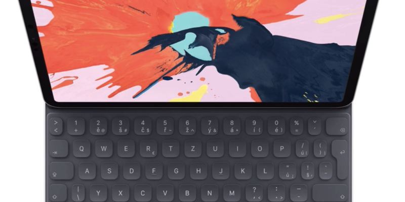 Jak vybrat klávesnici k iPadu