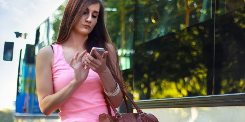 Zavislost na telefonu