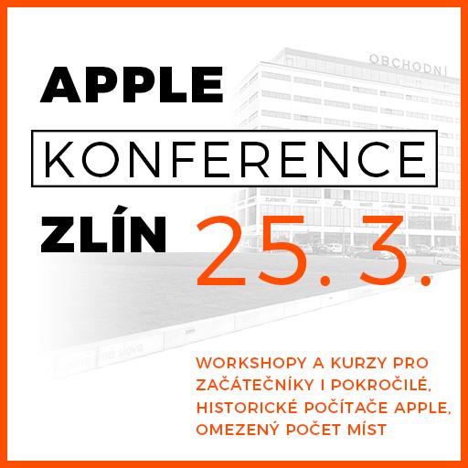 Apple Konference Zlín