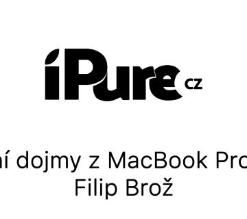 První dojmy z MacBook Pro 16