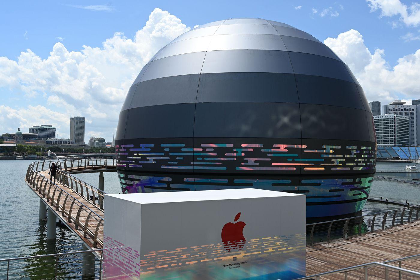 Apple Marina