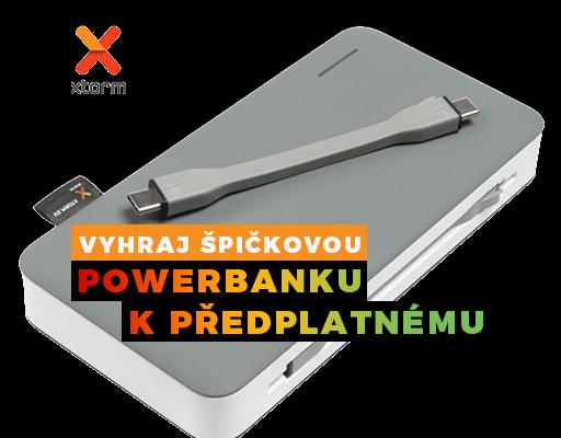 Soutěž o Powerbanku