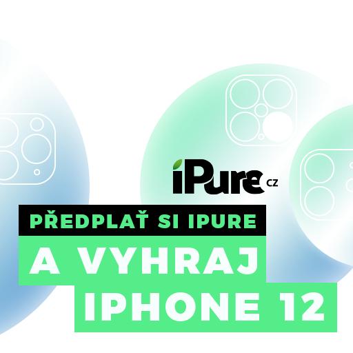 Vyhraj iPhone 12
