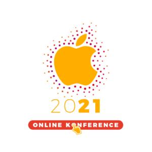 On-line Apple konference