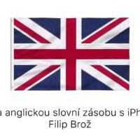 Jak na anglickou slovní zásobu s iPhonem