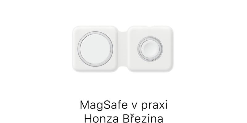 MagSafe v praxi